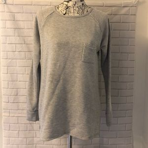 🔴Anthropologie Dolan sweater top gray